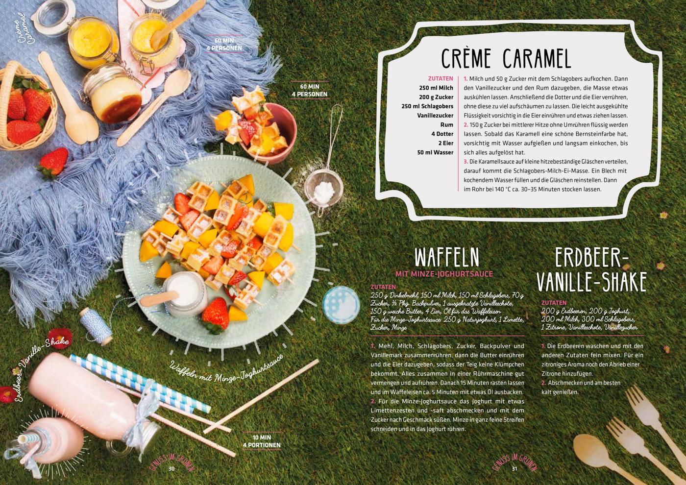 Rezepte für´s Picknick