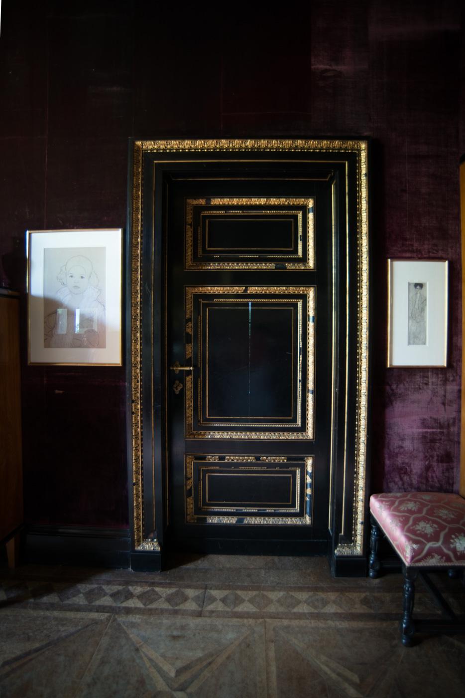 Pauli Villa Attersee Gustav Klimt