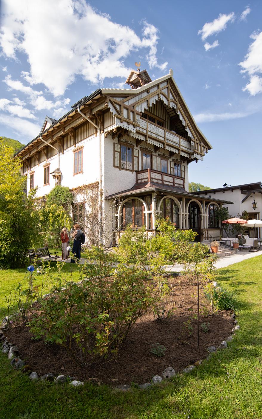 Villa Polese Attersee